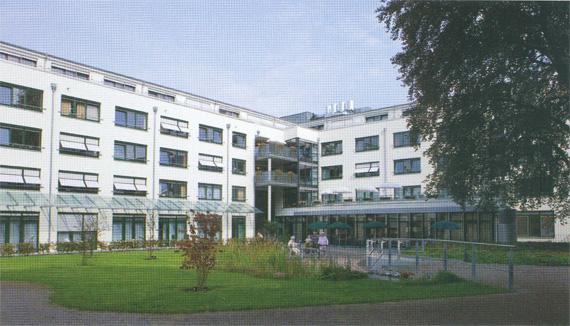 St. Gertrud Hamburg Pflegeheim
